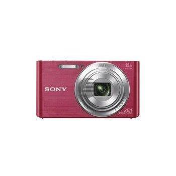 Sony DSC-W830P, Digitalkamera 20,1 MP, pink