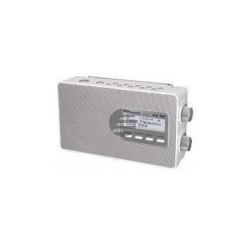 Panasonic RF-D10EG-W DAB+ Digitalradio, weiß