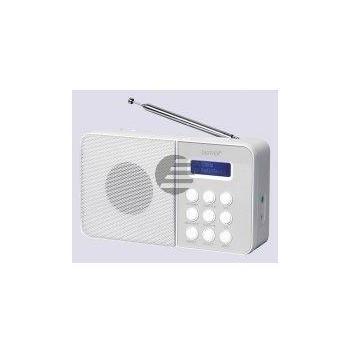 Denver DAB-33 Radio mit DAB+/FM weiß