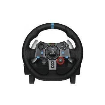 Logitech G29 Driving Force Rennlenkrad für Playstation 3 und Playstation 4