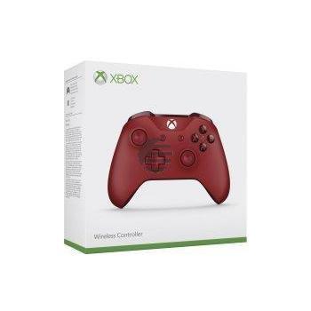 Microsoft Xbox One S Wireless Controller SE, rot