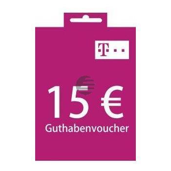 Telekom Prepaid Guthabenvoucher 15 Euro