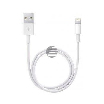 Apple Lightning auf USB Kabel (0,50 m)