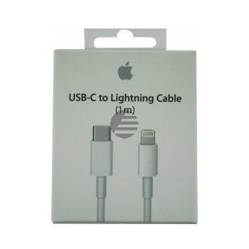 Apple Lightning auf USB-C Kabel (1,0 m)