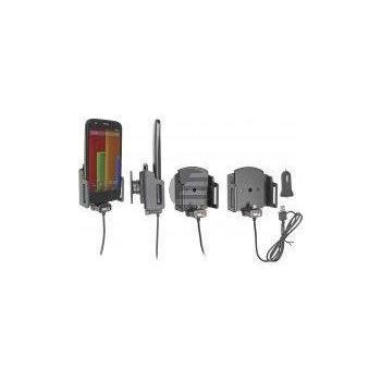 Brodit Gerätehalter aktiv Universal (Breite: 62-77 mm/Tiefe: 6-10 mm) USB-Kabel