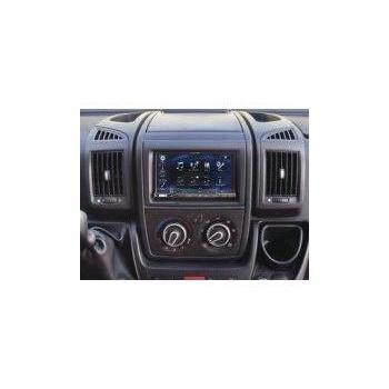 ACV 2-DIN RB Fiat /Citroen/Peugeot (Radiovorbereitung)
