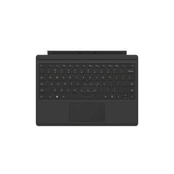 Microsoft Surface Pro 4 Type Cover (QWERTZ) schwarz