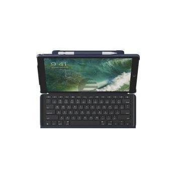 Logitech SLIM COMBO Keyboard Case für iPad Pro 12,9'', blau