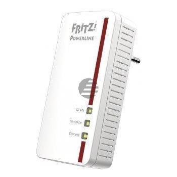 AVM FRITZ!Powerline 1260E WLAN, Einzeladapter