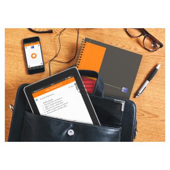 OXFORD Int. Notebook Connect B5 400080784 90g 80 Blatt