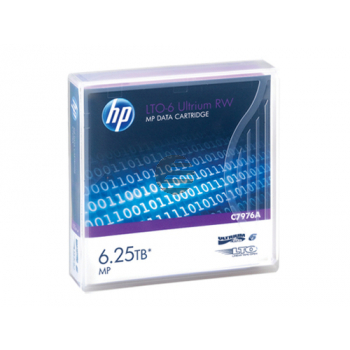 HP Data Cartridge 6.25 TB (C7976AH)