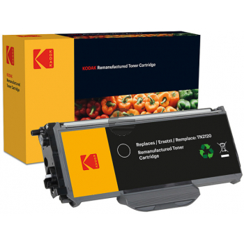 Kodak Toner-Kit schwarz (185B212001) ersetzt TN-2120
