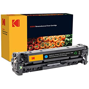 Kodak Toner-Kartusche cyan (185H054102) ersetzt 125A, 716
