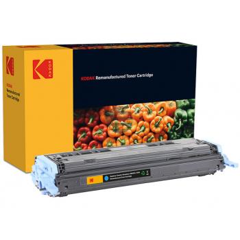 Kodak Toner-Kartusche cyan (185H600102) ersetzt 124A, 707