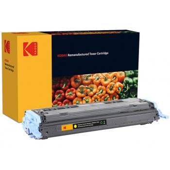 Kodak Toner-Kartusche gelb (185H600204) ersetzt 124A, 707