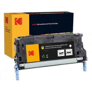 Kodak Toner-Kartusche gelb (185H647204) ersetzt 502A