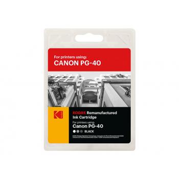 Kodak Tintenpatrone schwarz (185C004001) ersetzt PG-40