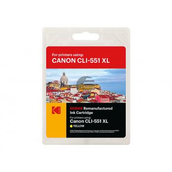 Kodak Tintenpatrone gelb (185C055139) ersetzt CLI-551YXL