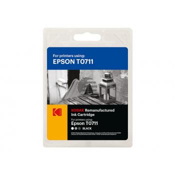 Kodak Tintenpatrone schwarz (185E007101) ersetzt T0711