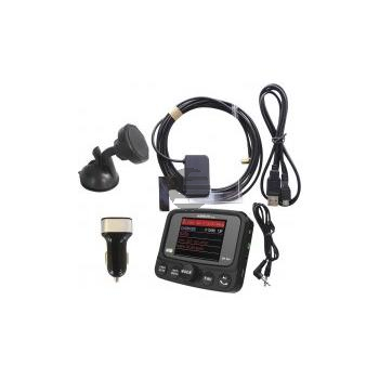 Albrecht DR 56+ DAB+ Autoradio-Adapter mit Bluetooth