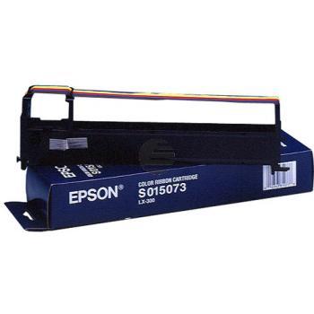 Epson Farbband Nylon schwarz/blau/rot/gelb (C13S015073)