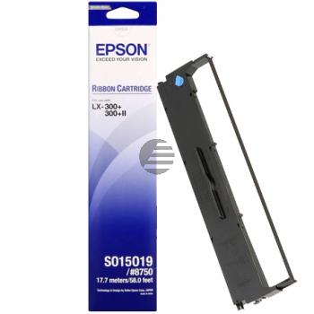 Epson Farbband Nylon schwarz (C13S015019)