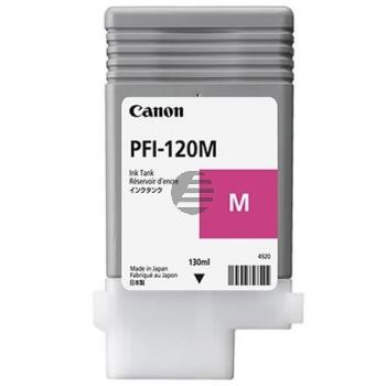 Canon Tintenpatrone magenta (2887C001, PFI-120M)