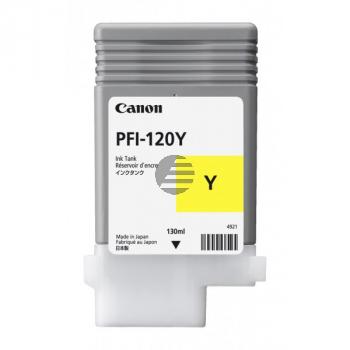 Canon Tintenpatrone gelb (2888C001, PFI-120Y)