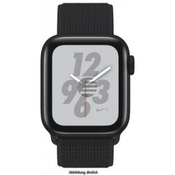 Apple Watch Nike+ Series 4 Cell (LTE) 40 mm Alu space grey, Loop black