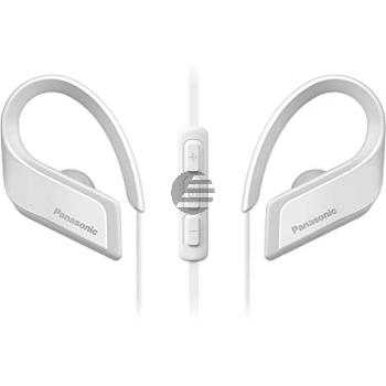 Panasonic RP-BTS35E-W Bluetooth In-Ear Sport-Kopfhörer, weiß
