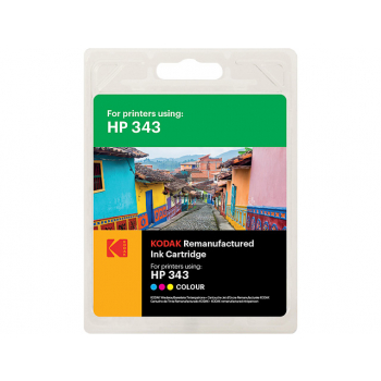 Kodak Tintenpatrone cyan/gelb/magenta (185H034313) ersetzt 343