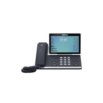 Yealink SIP-T58A rev. 2, VoIP-Telefon (SIP), ohne Netzteil, PoE