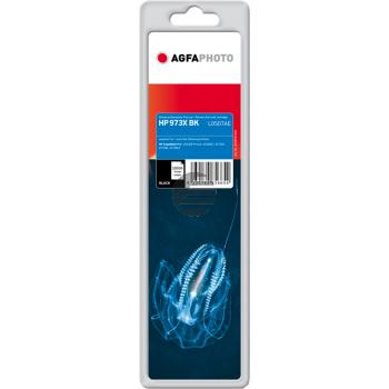 Agfaphoto Tintenpatrone schwarz HC (APHP973XB) ersetzt 973X