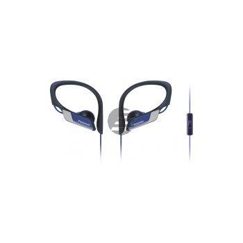 Panasonic RP-HS35ME-A Clip Sportkopfhörer blau