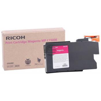 Ricoh Toner-Kit magenta (888557, Type-MPC1500E)
