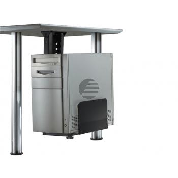 NEWSTAR PC TISCHHALTERUNG SCHWARZ CPU-D200BLACK 30kg