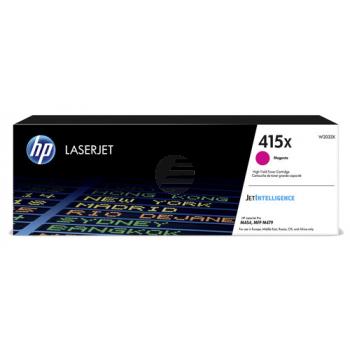 HP Toner-Kartusche JetIntelligence magenta HC (W2033X, 415X)