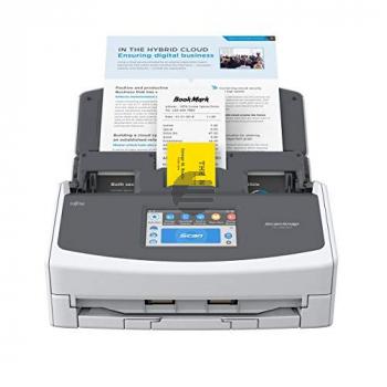 Fujitsu Scansnap iX1500 USB 2.0/Duplex/600DPI/Adf50/A8-A4/30PPM (PA03770B001)