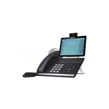 Yealink SIP-VP59 High-End Videophone, ohne Netzteil, PoE