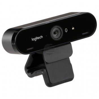 Logitech Webcam Brio Ultra HD USB Connection 90 fps/720p/ 1080p/2160p (960-001106)