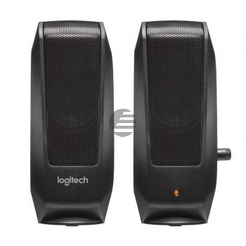 Logitech S120 Speaker System (980-000010)