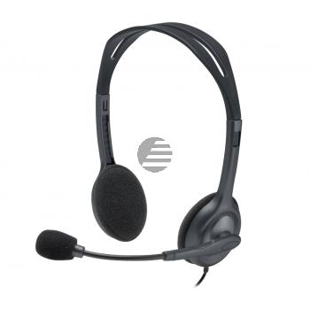 Logitech H111 Computer Headset (981-000593)