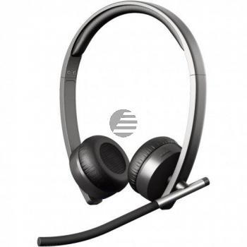 Logitech H820E Wireless Headset Stereo (981-000517)