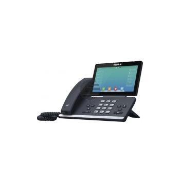 Yealink SIP-T57W, VoIP-Telefon (SIP), ohne Netzteil, PoE