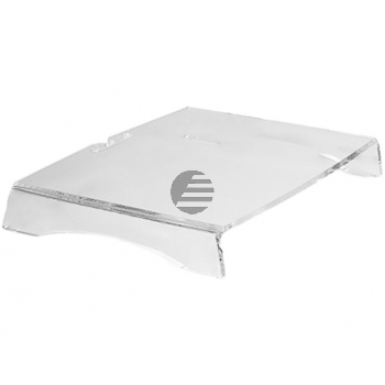 BNEQR50 BAKKER MONITORSTAENDER Q-riser 50 nicht verstellbar transparent