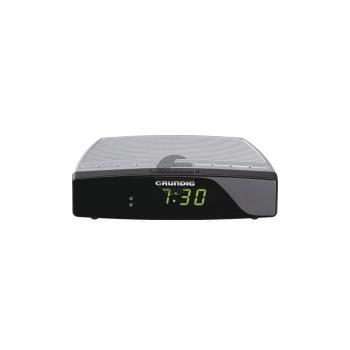 Grundig Sonoclock 600 Uhrenradio, silber