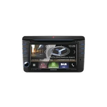 Kenwood DNX-518VDABS-KIM inkl. CAN-BUS-Interface Beetle/Caddy/Tiguan/T6 ab Bj.15