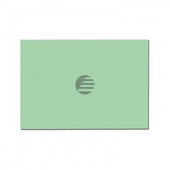 Herlitz Karteikarten A5 grün liniert Inh.100 (01150556)