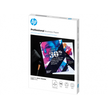 3VK91A HP PROFESSIONAL BIZ PAPIER A4 150Blatt 180gr FSC