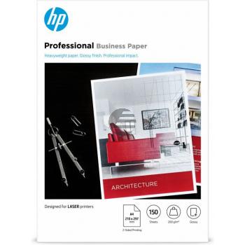 7MV83A HP PROFESSIONAL GLS LJ PAPIER A4 150Blatt 200gr FSC